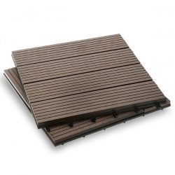 DECKING TILE DIY 1 COFFEE