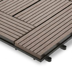 DECKING TILE DIY 2 COFFEE