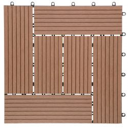 DECKING TILE DIY 2 WOOD