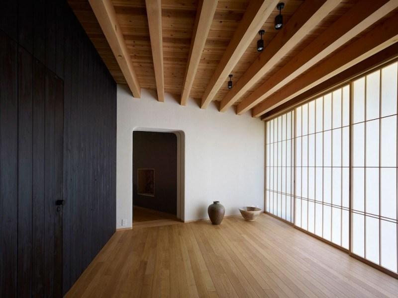 Model Plafon Kayu untuk Menghadirkan Nuansa Jepang pada Interior Rumah